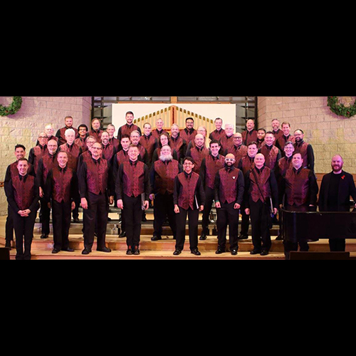 The Oakland-East Bay Gay Men's Chorus (OEBGMC)